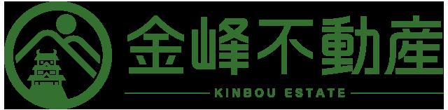 熊本中央区新町の不動産・賃貸・駐車場・テナント物件のことなら金峰不動産 ロゴ